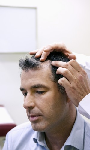hair-exam